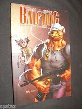 BAD DOG VOLUME 1 IMAGE TPB TRADE PAPERBACK BOOK L@@K