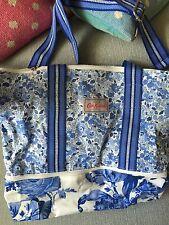 CATH KIDSTON WELHAM fiori doppi DECKER borsa da viaggio nuovo senza etichetta Nuova Stagione RRP 50