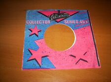 """THE 4 SEASONS  """"BIG GIRLS DON'T CRY""""   PICTURE SLEEVE 7 INCH  45"""