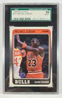1988-89 Fleer #17 Michael Jordan SGC 88 NM/MT 8! 🔥 Invest PSA 9