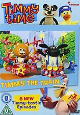 Timmy Time - Timmy the Train -  DVD    New & Sealed