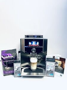 SIEMENS TI9578X1DE EQ.9 Plus Connect s700 Kaffeevollautomat Edelstahl + Zubehör