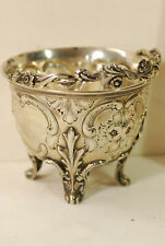 Small Gorham coin silver bowl, 1852-1865, no insigina , with handle