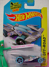 Case A 2015 Hot Wheels RD-02 #107∞Gray/Purple/oh5 blue; 1∞Ice Mountain