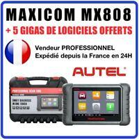 Version Française officielle AUTEL MX808 100 % originale / MK808 / DS708 / DS808