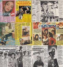 Hitkrant Sade,Wham,Queen,Prince,Cyndi Lauper,Sheila E.,Rod Stewart, Dolly Parton