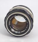 Nippon Kogaku Nikkor 50mm F1.4 Manual Lens USER QUALITY TESTED!
