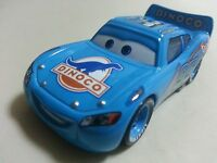 Mattel Disney Pixar Car Dinoco McQueen NO.95 Diecast Metal Toy Car 1:55 Loose