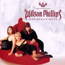 WILSON PHILLIPS - GREATEST HITS CD ÁLBUM (E1721)