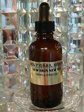 62% ORGANIC ANTI AGING HOLY GRAIL NIACINAMIDE PEPTIDE BIOLIPIDS FACE LIFT SERUM