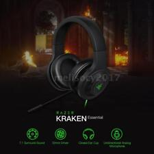 Razer Kraken Essential Wired Gaming Headset Over-Ear Headphone with Mic for PC