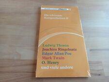 Die schönsten Kurzgeschichten II 2 - Reader's Digest Hörbuch CD
