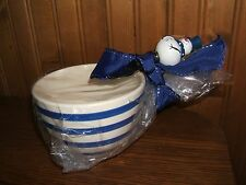 Great Gatherings Dinnerware Holiday Party Dip Dish with Spreader (New)
