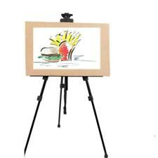 Art Artist Tripod Easel Display Stand Sketch Painting Exhibition Collapsible New
