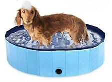 Collapsible dog pet bath collapsible bath basin cat and dog cleaning supplies