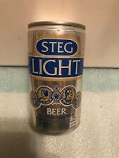 Steg Light 12Oz. Beer Can Bank. Pennsylvania