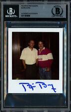 Bjorn Borg Authentic Autographed Signed 3.5x4 Polaroid Photo Beckett #11484806