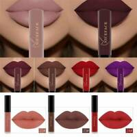 NICEFACE Waterproof Long Lasting Girl Lipstick Lip Liquid Matte Makeup Lip Gloss