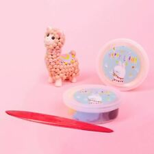 Make Your Own Happy Llama Giftset Dough Moulding Toy