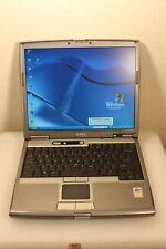 Dell Latitude D610 Notebook (1.60GHz/1.0GB/40GB/CDROM-DVD) Windows XP PRO
