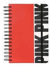 Victoria's Secret  Pink coral red student planner 2017-2018 New
