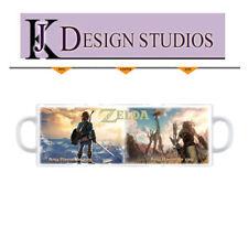 Zelda  Personalised Gaming Fan Mug