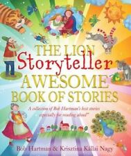 The Lion Storyteller Awesome Book of Stories by Nagy, Krisztina Killai