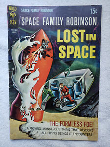 Space Family Robinson Lost In Space #29 (Aug 1968, Gold Key) [VG/FN 5.0]