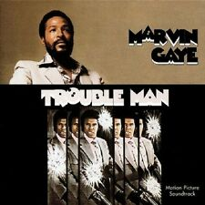 Marvin Gaye Trouble Man Soundtrack CD NEW SEALED 1998 Remastered