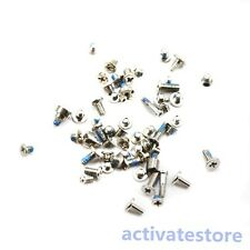 Repair Full Screws Set Replacement Parts with 2 Bottom For iPhone 5S Black O53