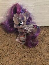 My Little Pony Rarity Water Cuties Clear Glitter Doll