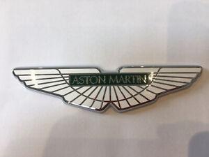 Aston Martin Original DB11 Winged Boot Bonnet Badge 150mm
