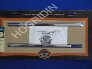 Harley shovelhead touring electra glide softail front fender spear trim 59220-02