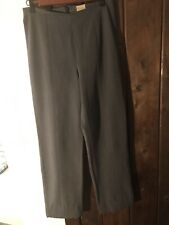 Caslon Grey Back Zip Size 6 Dress Pants
