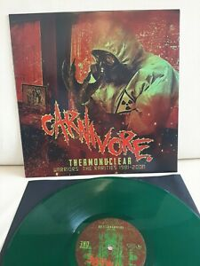 Carnivore Vinyl Coloured Type O Negative Pete Steele Life Of Agony Moonspell