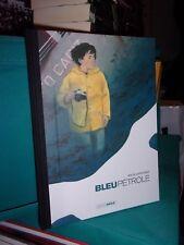 Bleu Pétrole - Version Toilé - Exemplaire Dédicacé par Montgermont - BD