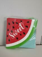"""Bella Bug """"Sweet Watermelon"""" Lunch Napkins 60 count 6.5 in x 6.5 in 3 ply"""