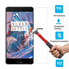 1PC HD Curved Tempered Glass Screen Protector Cover Guard For Oneplus 3/2/X/5/3T