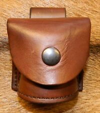 Gary C's Leather Blackpowder Spare Cylinder Pouch 36/44. for 1851,1858,1860,1861