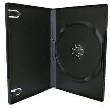 50 Custodie DVD SINGOLO NERO - 14mm-da DragonTrading ®