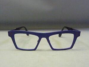 Theo Cinquante+huit /2 Eyeglass FRAME ONLY 752 Belgium Blue Pure Titanium