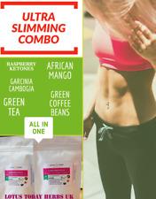 Garcinia Cambogia 30 capsules Weight Loss, Diet Slimming Herbal Fatburner pills