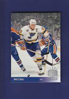 Brett Hull HOF 1993-94 Upper Deck UD Hockey SP Inserts #137 (MINT) Blues