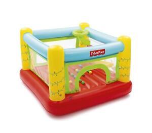 Safe Inflatable Bounce House Kids Slide Jumping Bouncer Castle Jumptacular baby