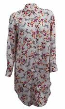 Polyester Long Sleeve Formal Floral Tops & Shirts for Women