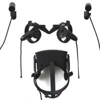 Wall Hook Stand Mount for Oculus Rift Cv1 Vr Headset & Press & Sensor Wall L5S1