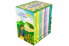 Lucy Maud Montgomery The Anne of Green Gables 7 Book Collection (Includes Journa