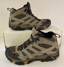 Merrell J06045 Men Moab 2 Mid Walnut Ventilator Hiking Boots Size 10.5