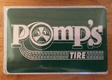 VTG Pomp's Tire Center Playing Cards Wisconsin,Green Bay Sevice Centers SEALED