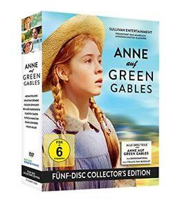 5 DVD-Box *  ANNE AUF GREEN GABLES - COLLECTOR'S BOX   # NEU OVP &